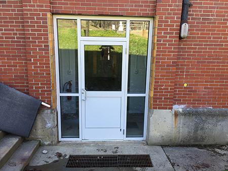 Commercial & Residential Doors at Talbott Glass in Elkins, WV