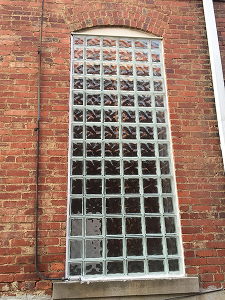 Glass blocks for residential and commercial windows and projects at Talbott Glass in Elkins, WV