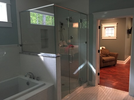 Residential Glass Services at Talbott Glass in Elkins, WV