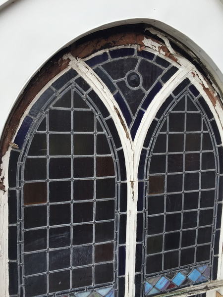 Professional window restoration services at Talbott Glass in Elkins, WV
